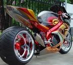moto de luxe