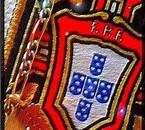 Portugais je suis fiere et Portugal je représente ;)
