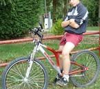 En vélo ...