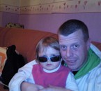moi et ma fille kimberly