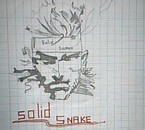 Solid Snake The legendary soldier héhé