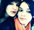 moi avec adeline ;)