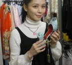 Petite photo simple naturelle de Vivian Hsu (Xu Ruo Xuan) :)