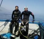 Plongée Sous-Marine  / Hamid D'alger Et Nadjib De Jijel