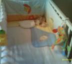 le lit de mon fils