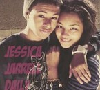 Jessica Jarrell & Diggy Simmons