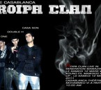 ROIPA CLAN LIVE IN GENERATION MAWAZINE LE SAMEDI 12 MARS