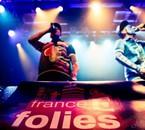 Concert sur France ô