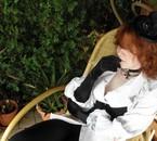 Dans le genre elegant gothic aristocrat, plus ou moins.