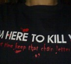 call me 'killing'..