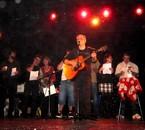 Sur scène (Atelier Barbara), Janvier 2011