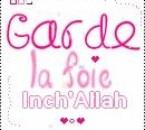 Inch'Allah ♥