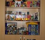 DVD - Manga - Figurines - etc ...