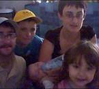 ma premiere é deuxieme petite famille mes enfants é mon homm