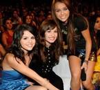Selena Demi et Miley