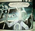 Le cameo Daft Punk (Bande Dessiné du Film Tron Legacy)