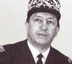 Général CASSO Commandant La BSPP du 01/04/1967 a