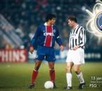 PSG vs Juve