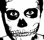Maquillage à la Rick Genest