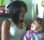 Ma nièce Sofia & Moi <3