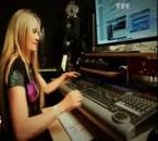 Mon studio !