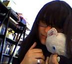 moi et mon doudou!