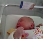 ma fille a la naissance
