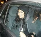 Ma belle Jena que j'ai surpris a Paris en voiture par hasard