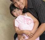 Danial & his sister