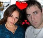moi et lui pour la vie...........XD