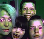 famille de hulk!!