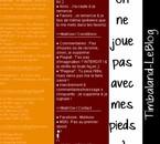 """Copie de ma colonne """"blog"""" --> Grillé !!"""