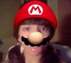en mode Mario grace a ma DSi xd ^^
