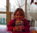 J'ai toujours aimer le lait ;)