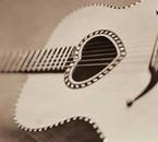j'ai une guitare mais je sais pas en jouer!! :'{