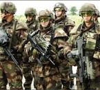 la tenue militaire felin