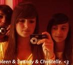 Christelle & Coleen & Sandy.♥