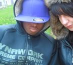 Avec la soeurette K-RoOw