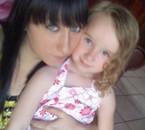 mes filles Jully et Lily