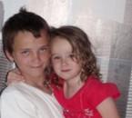 mon fils Joey et Lily