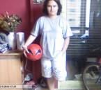 moi avc mon ballon il me separe jamai