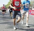 fin du marathon de Paris