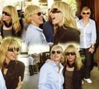 Ellen et Portia DeGeneres