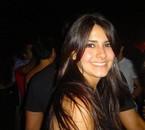 1ère gagnante du concours la brune avec le plus joli sourir