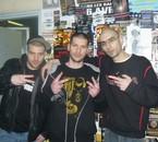 Radio avec Dj Tal et Amdyaz (N Da Hood)