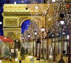 TRIOMPHE DE PARIS (Toile vendue)