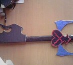 model reduit de keyblade