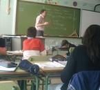 clase de mate, aburrimiento total! y el profesor enfadado