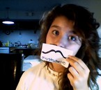 because i love my mustaches xD