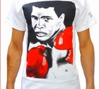 "Tshirt ""Muhammad Ali"" By YES"